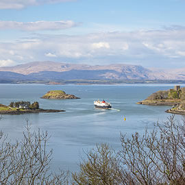 Oban Bay - Driver Diary - Part 10 - Isle of Mull