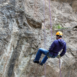 Abseiling Adventure sports