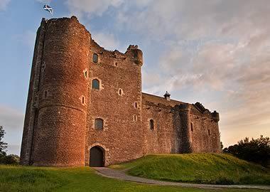Doune Castle - Outlander Private Tour
