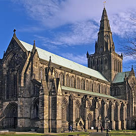 Glasgow cathedral - Outlander Private Tour