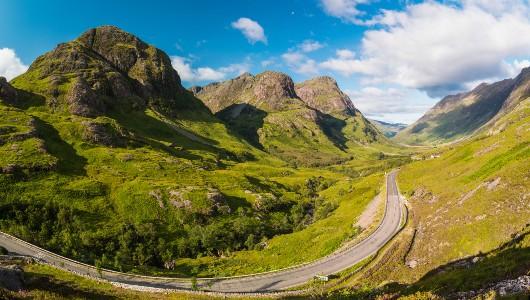 Loch Ness, Haunting Glencoe & The Highlands