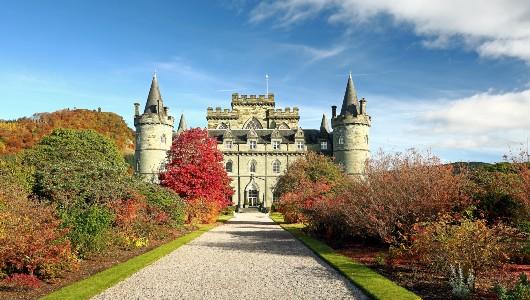 Highland Lochs, Glens & Castles Shore Excursion