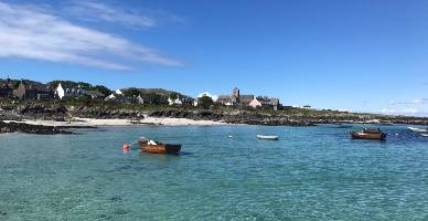 Iona Bay & Abbey