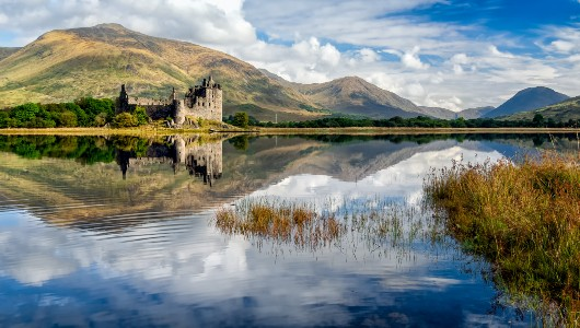 Oban, Western Highlands, Lochs, Castles & Glencoe
