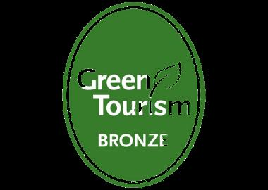 Green Tourism Bronze Award Logo