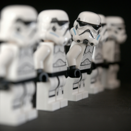 Storm Troopers - Star Wars