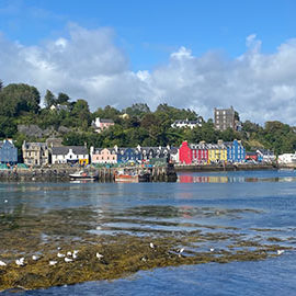 Tobermory Harbour - Driver Diary - Part 10 - Isle of Mull