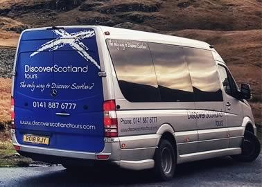Coach Tours Scotland | Discover Scotland Tours